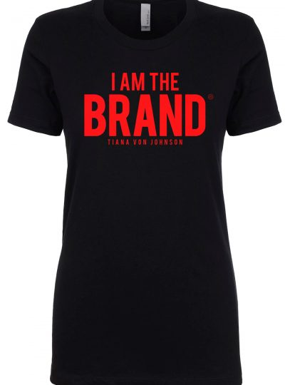 I AM THE BRAND Tees